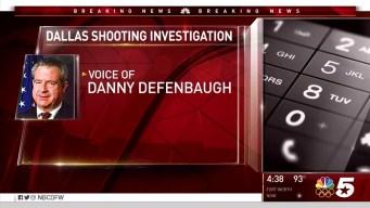 FBI Expert Talks About Dallas Police Ambush
