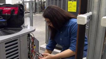 HVAC Technicians in High Demand: Tarrant County College