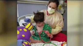 Carrollton Boy Gets Brain Infection From Flu