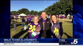 Fort Worth's Walk to End Alzheimer's