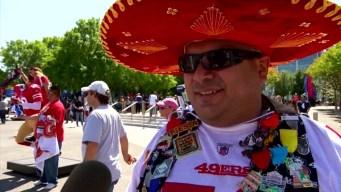 Fun Football Fans Share Their NFL Draft Experience