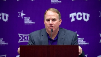TCU's Patterson Knew Instability Before Big 12