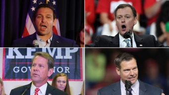 For Candidates Propelled by Trump in Primary, General Looms