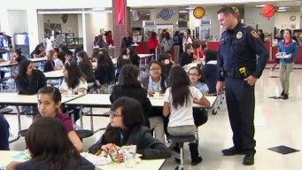 Grand Prairie Police Increase Patrols at Schools