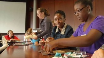 """Geek Girls"" Camp Teaches Science, Engineering"