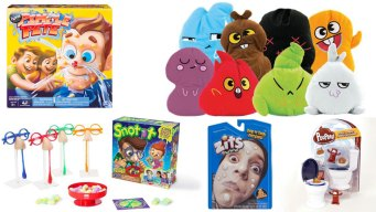 The Hottest Toys: Getting Gross