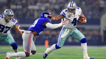 Manning Sees What Prescott Knew: Dallas D Looking Disruptive
