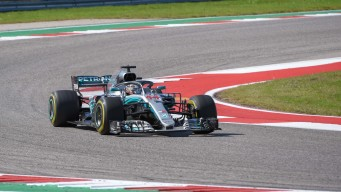 Lewis Hamilton on 'Good Hunting Ground' at US Grand Prix