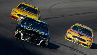 AP: Wrong Call on Johnson on NASCAR's Bad Day in Texas