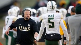 No. 18 Baylor Upperclassmen Go From 1-11 to Big 12 Co-Leader