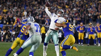 Grounded: Cowboys' Running Game, Defense Struggled vs. Rams