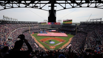 Final Weekend for Globe Life Park