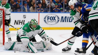 Stars Not Panicking After Game 3 Loss to Blues