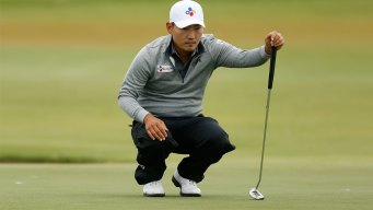 Kang 10-Under 61 for the Nelson Lead, Matches Course Record