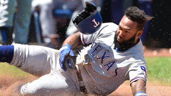 Rangers Rout Royals, Hit 5 HRs in KC Rubber Match