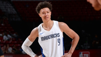 Mavericks Sign Isaiah Roby, Rookie Acquired on Draft Night