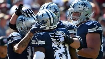 Dallas Offense Dominates, Cowboys Beat Redskins 31-21