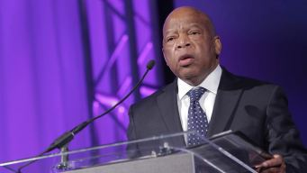 John Lewis Doesn't See Trump as 'a Legitimate President'
