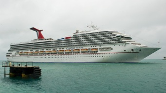 Stocking Up Cruise Ships in Galveston Takes Time, Efficiency