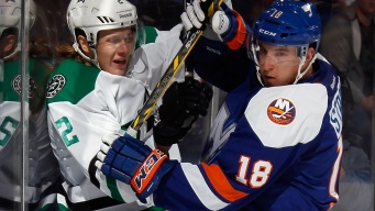 Stargazing: Stars Face Islanders Wednesday
