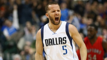 Mavs' Barea Ejected for Knocking Down Clippers' Griffin