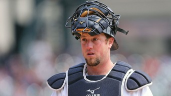 Holaday a Small Step in the Right Direction for Rangers' Catching