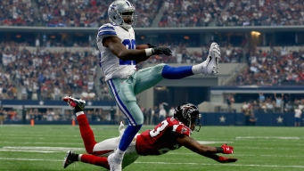 Cowboys RB McFadden 'Keeps Grinding' Amid Trade Questions