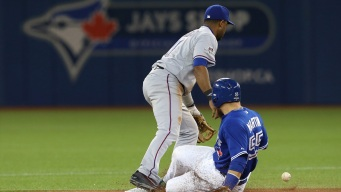 Andrus' Hold On Shortstop Suddenly Feels Tenuous