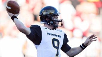 Southern Miss Runs Over UTEP