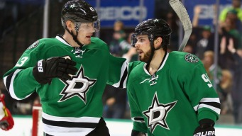 Seguin OT Goal vs. Devils Keeps Stars Alive in Playoff Chase