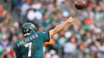 Eagles' Schwartz Doesn't Want a Pre-Determined QB Competition