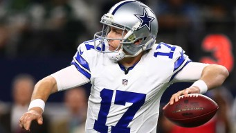 QB Kellen Moore Now Cowboys' Coach Moore
