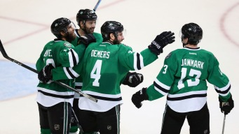 Stars Forward Janmark has Joint Disorder in Knee