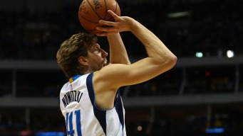 Nowitzki, Barnes Help Mavericks Beat Wizards 112-107