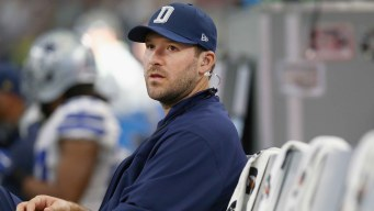 With Romo's Return to Practice Field Blossoms Hope