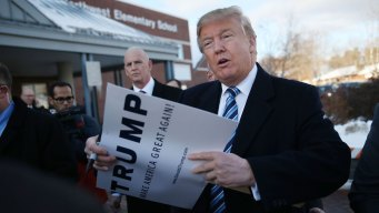 Trump Won Despite Ignoring NH's Famed Retail Politics