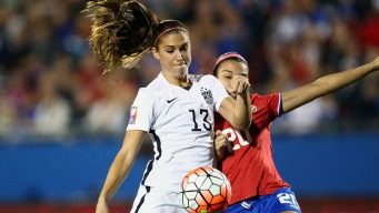 U.S. Opens Olympic Qualifying 5-0 Over Costa Rica