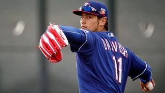 Rangers Set Plan for Darvish Debut