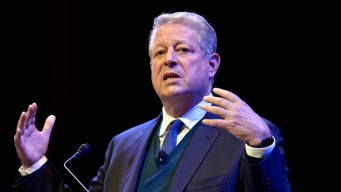 Gore: Trump's Climate Change Stance Is Concerning