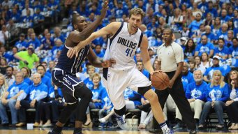 Mavs' First Step To Improvement Comes With Keeping Their Own
