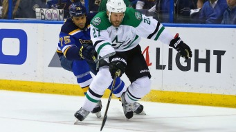 Dallas Stars Wing Moen Retires After 12 NHL Seasons