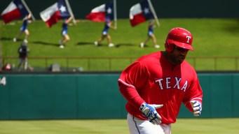 Rangers' Fielder, Moreland Respond to Benching