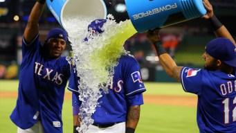 Desmond HR Extends Rangers' Dominance of Astros