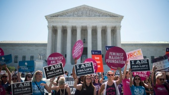 TX Abortions Fell Sharply Under Law Supreme Court Voided