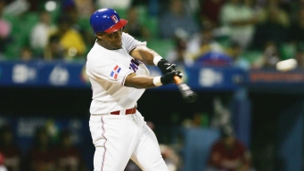 Rangers 3B Beltre Says He'll Play in WBC for Dominican Rep.