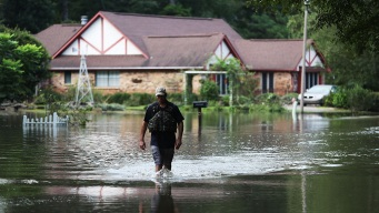 What's Causing the Torrential Rain in Louisiana?