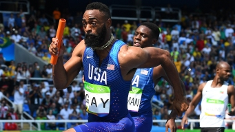 Olympic Sprinter Tyson Gay's Daughter Fatally Shot: Agent