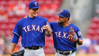 Rangers' Rougned Odor Named American League Player of the Week