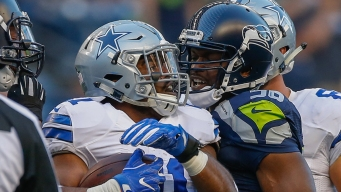 Elliott Impresses During NFL Debut in Seattle