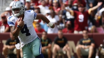 Dak Prescott: 'This is Romo's Team'